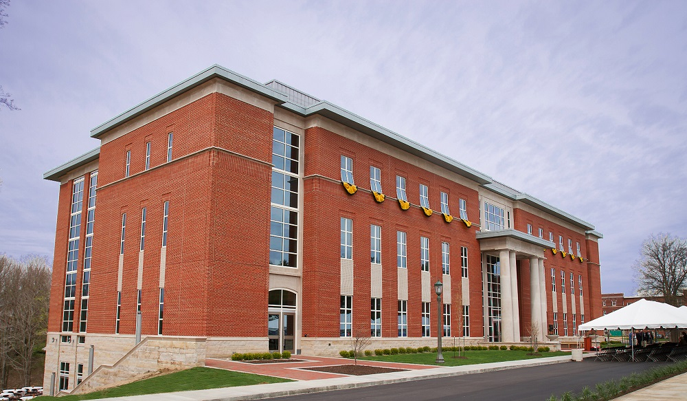 West Liberty Univ. Campbell Hall - West Liberty, WV